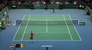 Murray v Dimitrov – Paris highlights