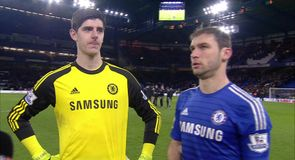 Ivanovic sends Chelsea to Wembley