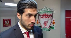Emre Can wants run to continue