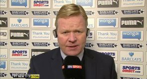 Koeman salutes Saints spirit