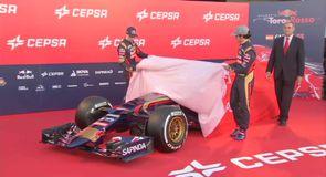 Toro Rosso's STR10 unveiled