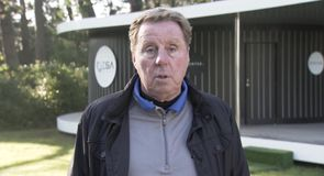 Redknapp trying to strengthen ranks
