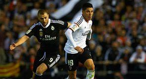 Valencia v Real Madrid