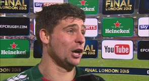 Youngs: Frustrating loss for Leicester
