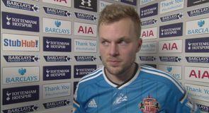 Larsson - We should have won it