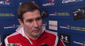 Clough proud of defensive display