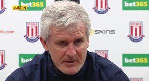 Hughes dismisses Bojan rumours