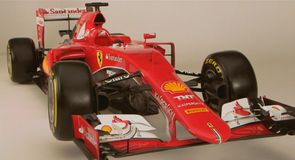 Ferrari unveil 'sexy' car