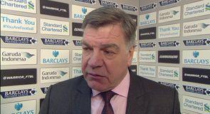 Allardyce angered by injury crisis