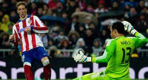 Real Madrid v Atletico Madrid - Copa del Rey