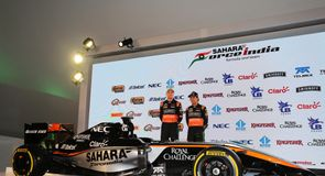 Delayed debut for Force India