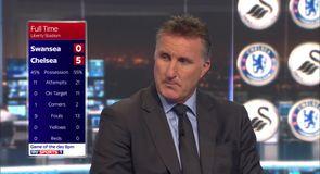 McInally: Chelsea were irresistible