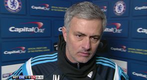 Mourinho heaps praise on Liverpool