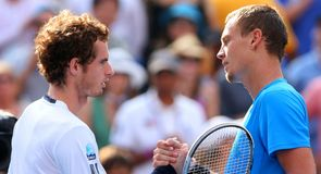 Murray beats Berdych: US Open 2012