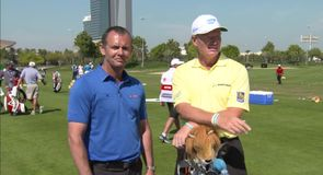 What's in your bag - Ernie Els