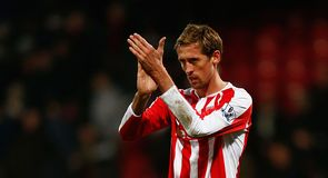Crouch happy at Stoke