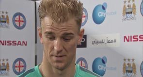 Hart - We'll fight Chelsea all the way