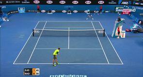 Djokovic demolishes Raonic