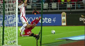 Tunisia 1-2 Equatorial Guinea (AET)