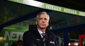 Pardew reserved on transfers