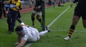 Wasps 20-20 Leinster