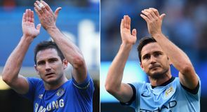 A difficult day for Lampard
