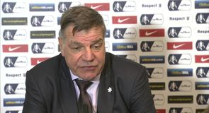 Clean sheet crucial for Allardyce