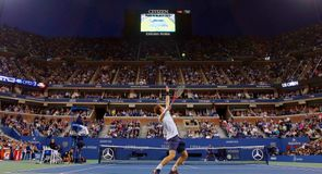 Murray v Djokovic: US Open 2012