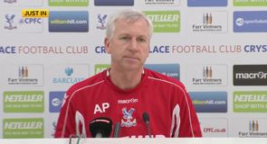 Pardew excited about new signings
