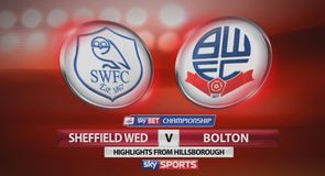 Sheffield Wednesday 1-2 Bolton