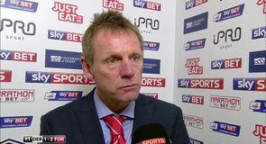 Pearce hails deserved win