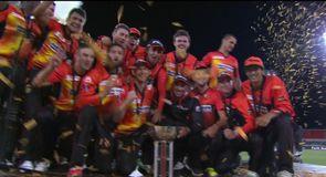 Scorchers retain Big Bash title