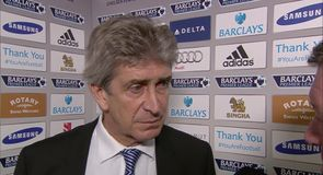 Pellegrini - One team wanted to win