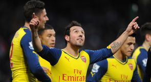 Cazorla inspires different Arsenal