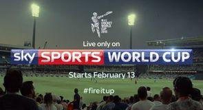 ICC Cricket World Cup on Sky Sports