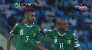 Algeria through to quarter-finals