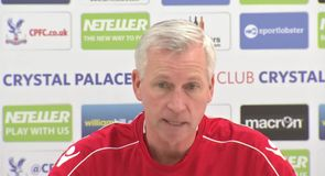 Pardew reveals Palace advice
