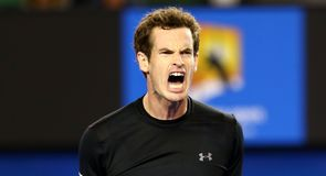 Murray powers past Dimitrov