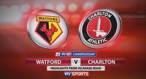 Watford 5-0 Charlton