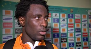 Bony and Toure pleased with draw