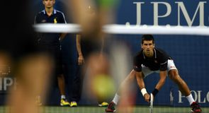 Murray v Djokovic: US Open 2014