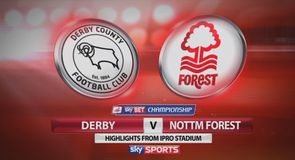 Derby 1-2 N Forest