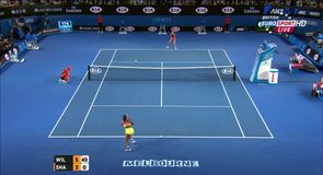 Williams wins Australian Open
