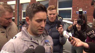 Oldham board decide on Evans