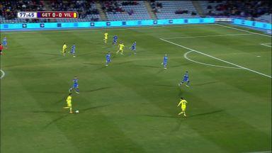 Getafe 0-1 Villarreal (agg 0-2)
