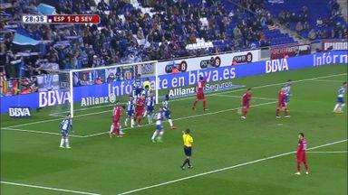 Espanyol take control