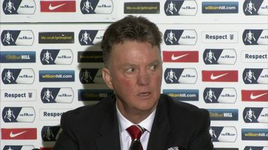 More injury woe for LvG