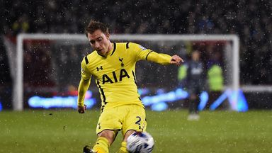 Match Zone: Eriksen's free-kicks