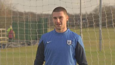 Man Utd keeper set for debut