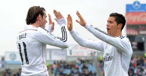 Bale no 'ball hog'